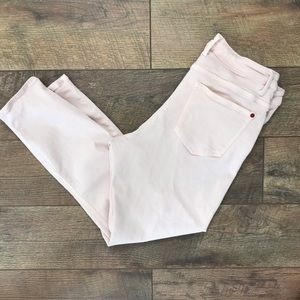 SPANX Slim-X Cropped Jean